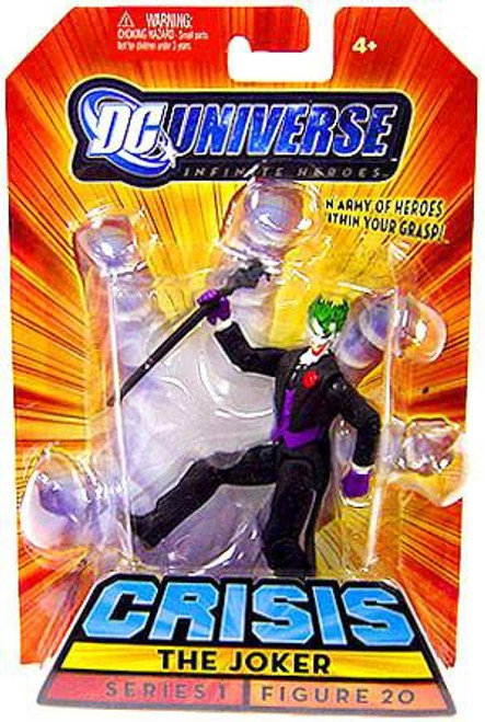 DC Universe Crisis Series 1 The Joker Action Figure #20