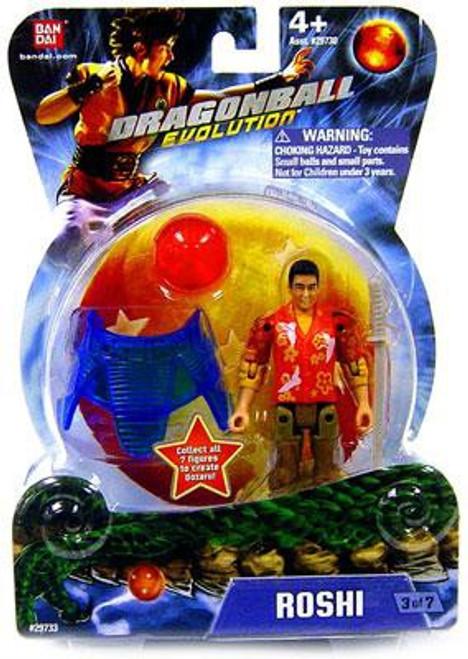 Dragon Ball Evolution Roshi Action Figure