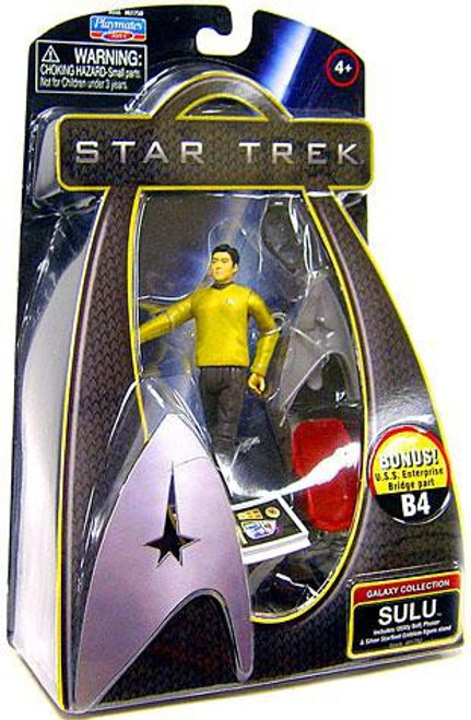 Star Trek 2009 Movie Hikaru Sulu Action Figure [Enterprise Uniform]