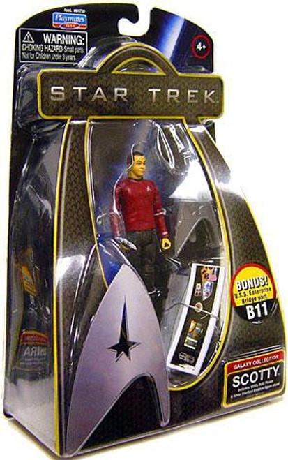 Star Trek 2009 Movie Scotty Action Figure [Enterprise Uniform]