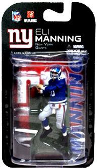 McFarlane Toys NFL New York Giants Sports Picks Series 6 Mini Eli Manning 3-Inch Mini Figure