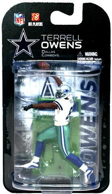 McFarlane Toys NFL Dallas Cowboys Sports Picks Series 6 Mini Terrell Owens 3-Inch Mini Figure