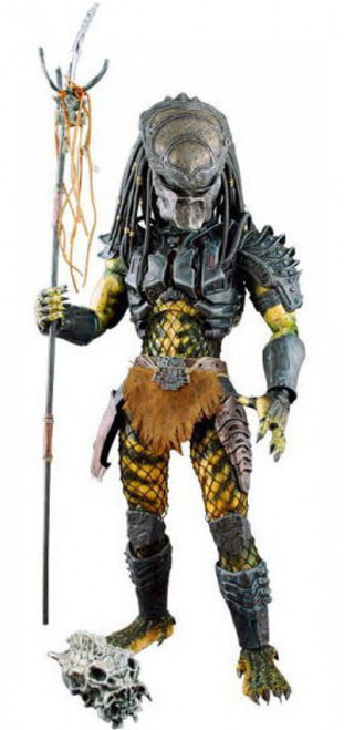 Predator 2 Movie Masterpiece Lost Predator Collectible Figure