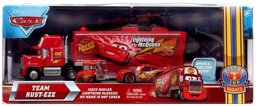 Disney / Pixar Cars The World of Cars Multi-Packs Team Rust-Eze Exclusive Diecast Car Set
