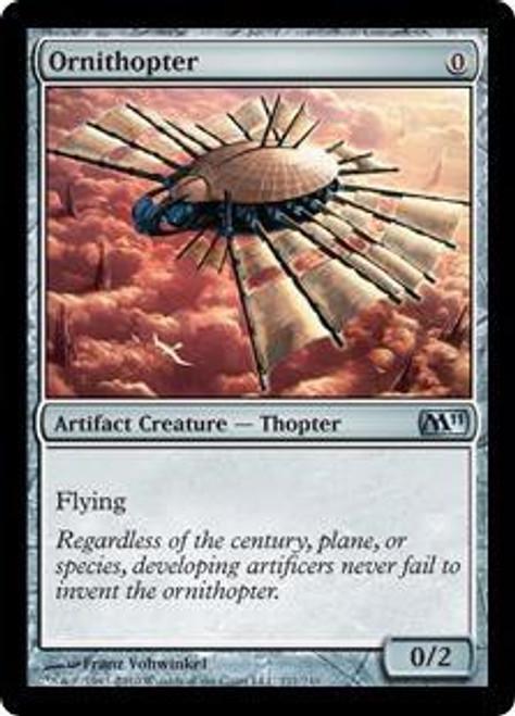 MtG 2011 Core Set Uncommon Ornithopter #211