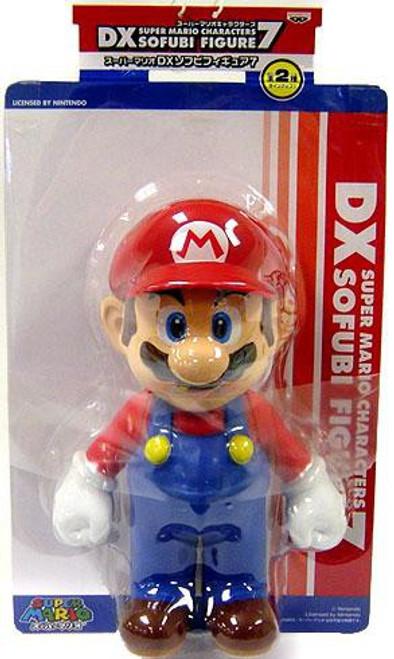 Super Mario DX Sofubi Series 7 Mario 9-Inch Vinyl Figure