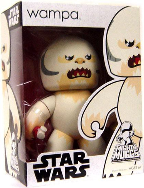 Star Wars The Empire Strikes Back Mighty Muggs 2009 Wave 1 Wampa Vinyl Figure