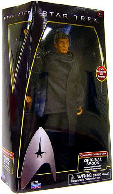 Star Trek 2009 Movie Spock Deluxe Action Figure [Prime]