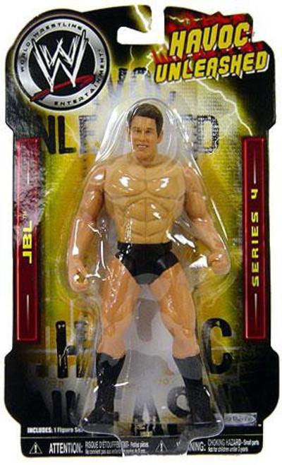 WWE Wrestling Havoc Unleashed Series 4 JBL Action Figure
