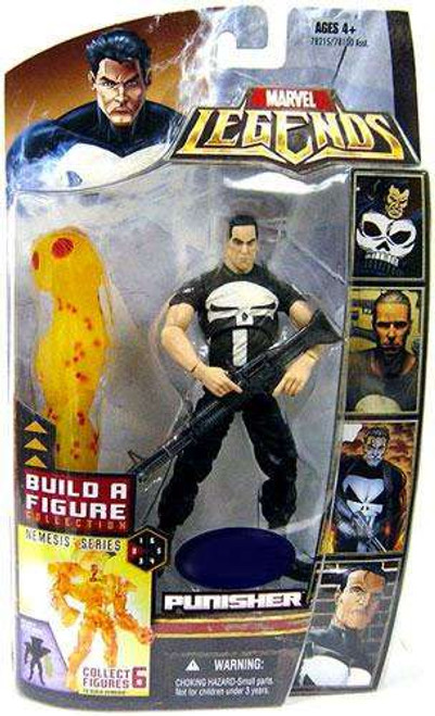 Marvel Legends Nemesis Series Punisher Exclusive Action Figure [Modern]