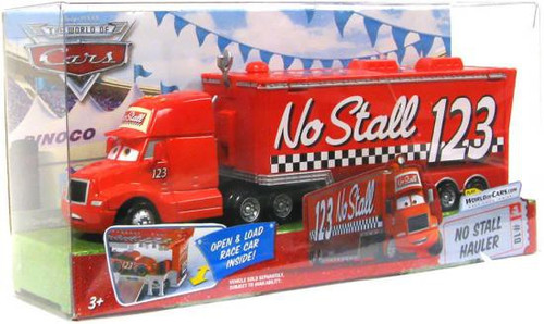 Disney / Pixar Cars The World of Cars No Stall Hauler Diecast Car