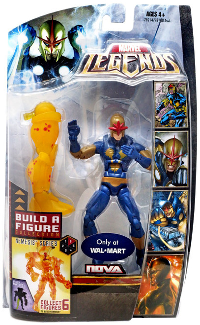 Marvel Legends Nemesis Series Nova Exclusive Action Figure