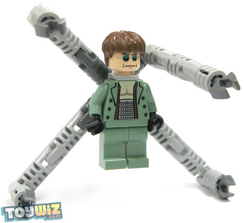 LEGO Spider-Man Doc Ock Minifigure