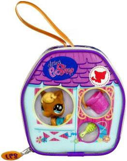 Littlest Pet Shop Horse Purse Carry Case