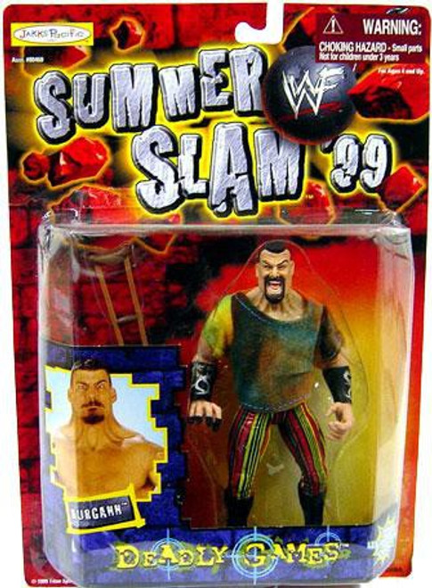 WWE Wrestling WWF Summer Slam '99 Kurgann Action Figure