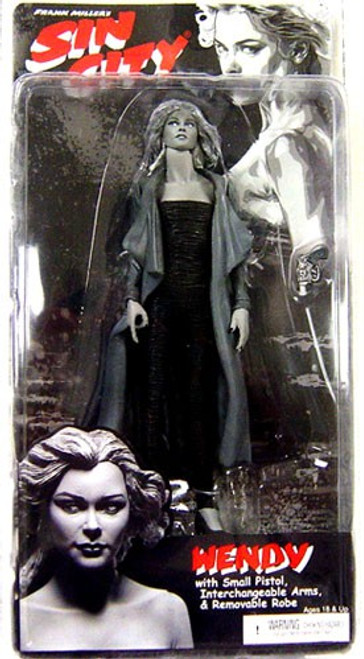 NECA Sin City Series 2 Wendy Action Figure