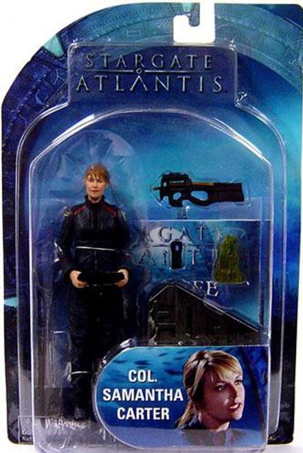 Stargate Atlantis Series 3 Samantha Carter Action Figure [Colonel]