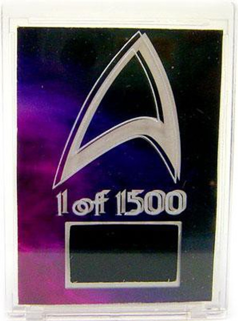 Star Trek Deep Space 9 1 of 1500 Costume Card