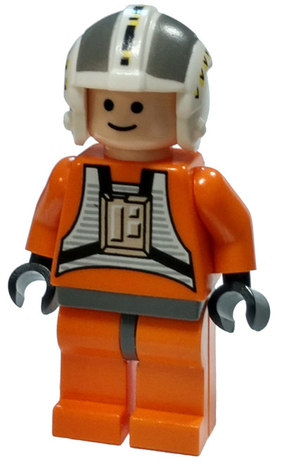 LEGO Star Wars A New Hope Wedge Minifigure [X-Wing Pilot Loose]