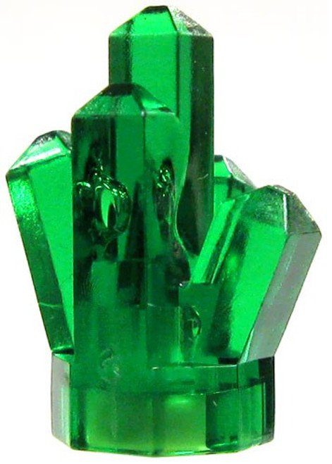 LEGO Green Crystal Loose Accessory [Loose]