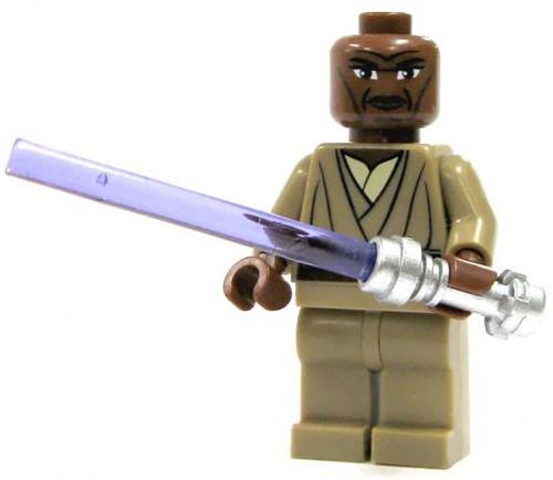 LEGO Star Wars Mace Windu Minifigure [Loose]