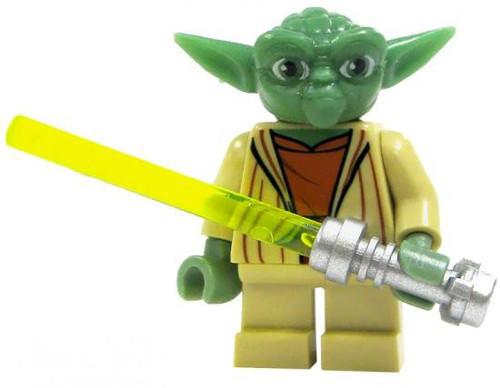 LEGO Star Wars Yoda Minifigure [Loose]