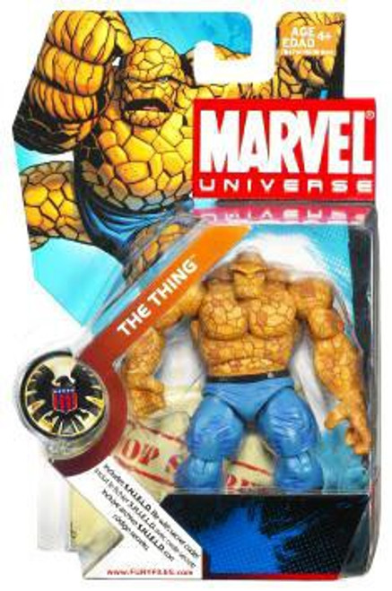 Marvel Universe Series 3 Thing Action Figure #19 [Light Blue Pants]