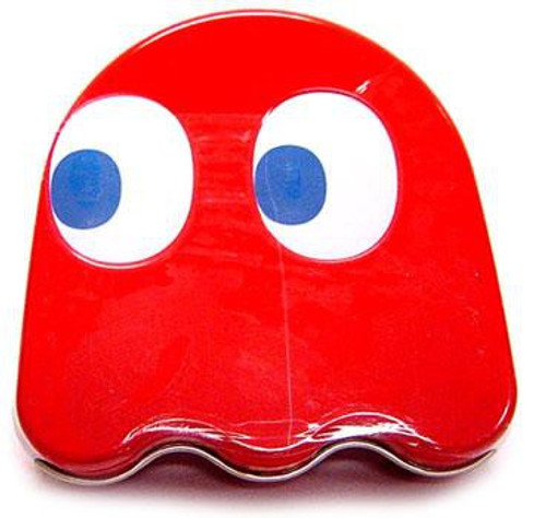Pac Man Blinky Ghost Sours 1 oz Candy Tin