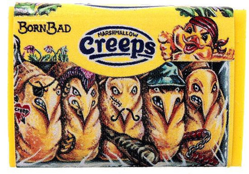 Wacky Packages Topps Creeps Single Eraser #4