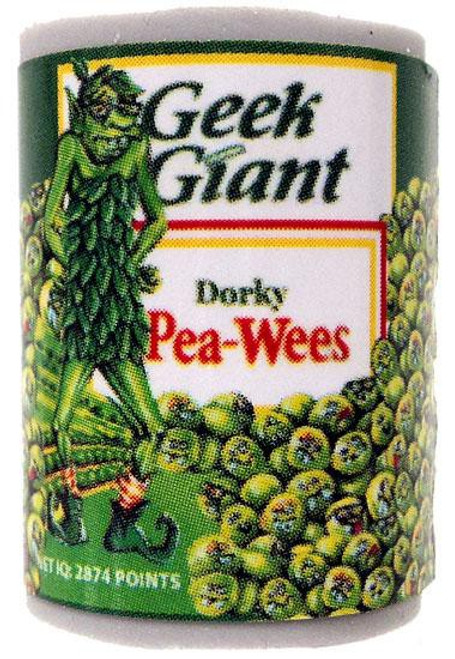 Wacky Packages Topps Geek Giant Single Eraser #11