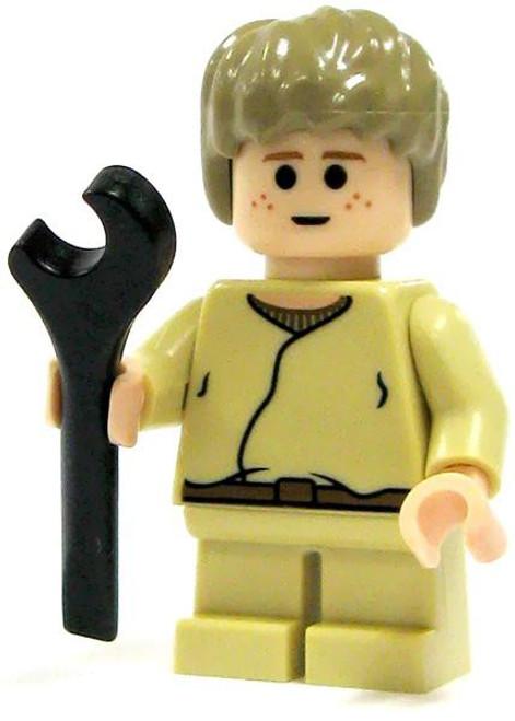 LEGO Star Wars Anakin Skywalker Minifigure [Young Loose]