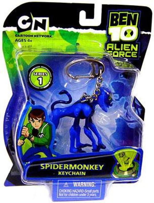 Ben 10 Alien Force Series 1 Spidermonkey Keychain