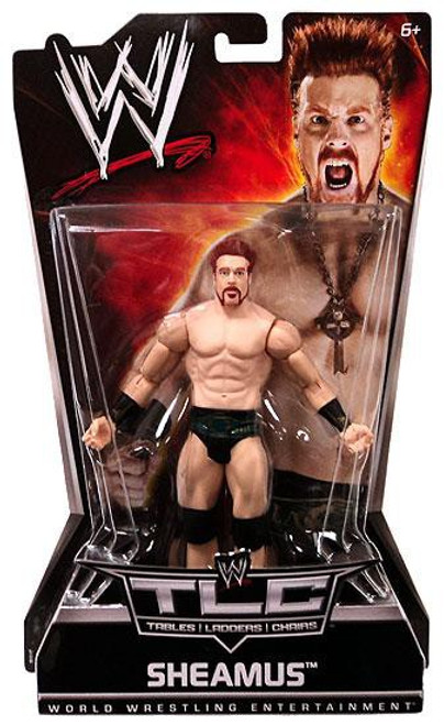 WWE Wrestling Pay Per View Series 8 TLC Tables, Ladders, Chairs Sheamus Action Figure