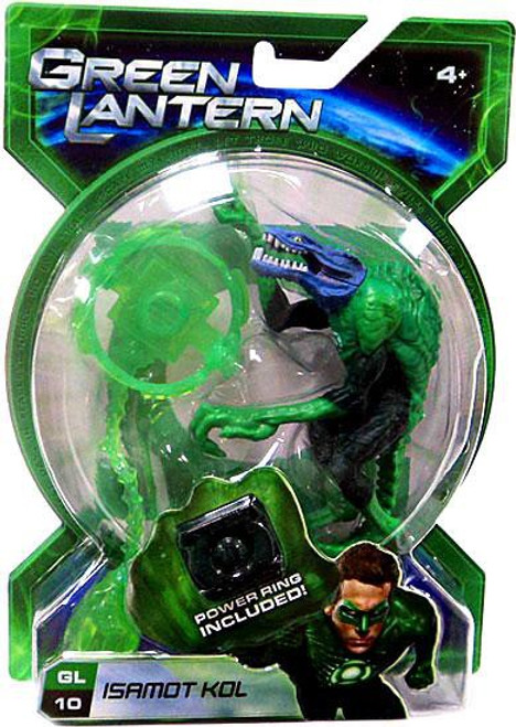 Green Lantern Movie Isamot Kol Action Figure GL10