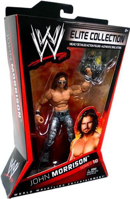 WWE Wrestling Elite Collection Series 10 John Morrison Action Figure