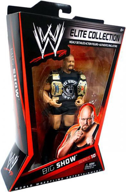 WWE Wrestling Elite Collection Series 10 Big Show Action Figure