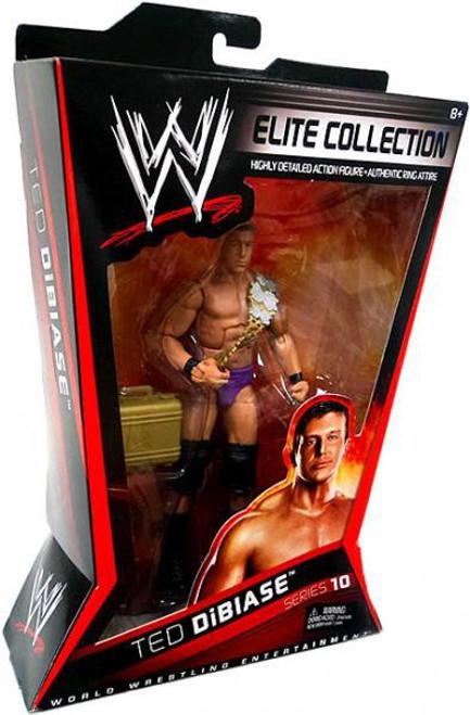 WWE Wrestling Elite Collection Series 10 Ted Dibiase Action Figure [Random Color Trunks]