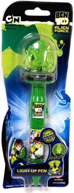 Ben 10 Alien Force Humungousaur Light-Up Pen