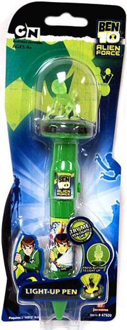 Ben 10 Alien Force Spidermonkey Light-Up Pen
