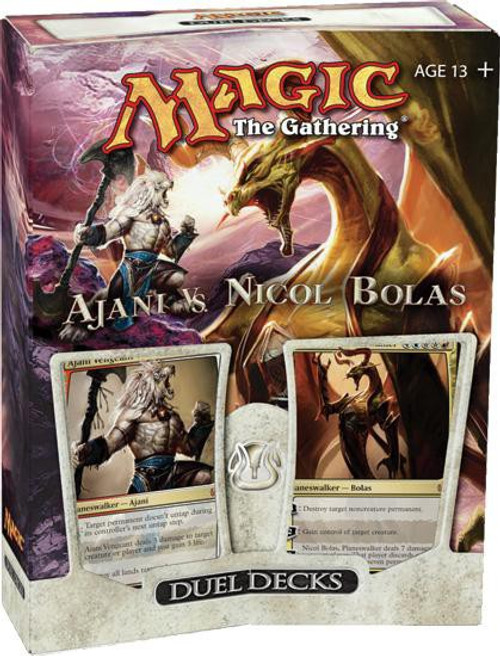 MtG Trading Card Game Ajani vs. Nicol Bolas Duel Decks