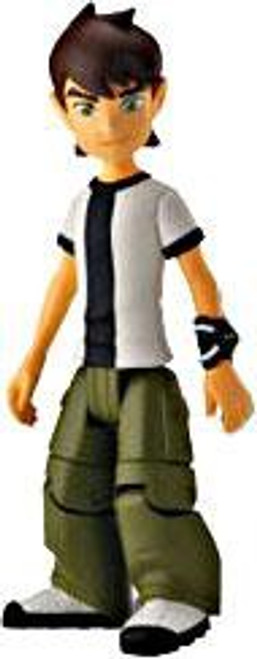 Ben 10 Ben Tennyson Action Figure [10 Years Old Loose]