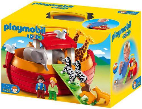 Playmobil My Take Along 1.2.3 Noah's Ark Set #6765