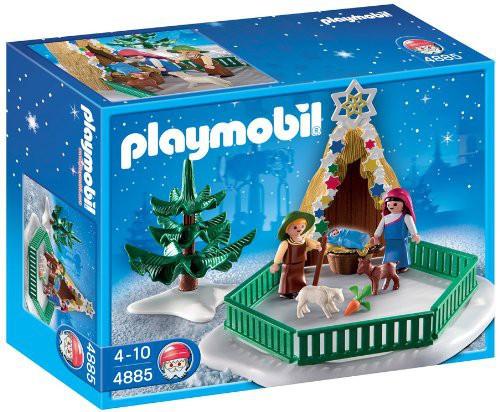 Playmobil Christmas Nativity Scene Set #4885