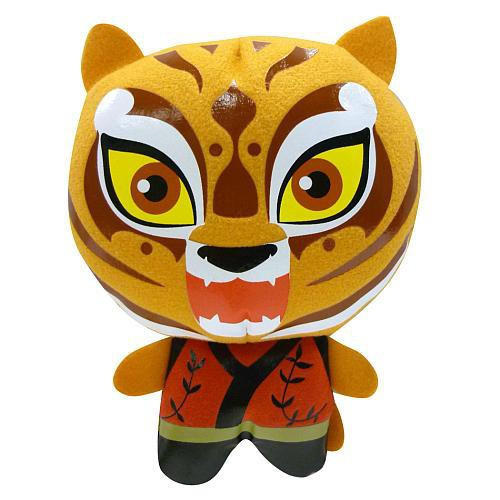 Fisher Price Kung Fu Panda 2 Smack Talker Tigress Plush Figure