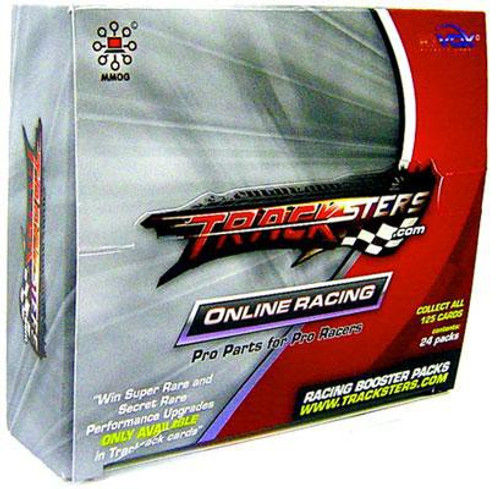 Tracksters Online Car Racing Track Pack Booster Box