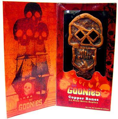 The Goonies Copper Bones Exclusive Prop Replica