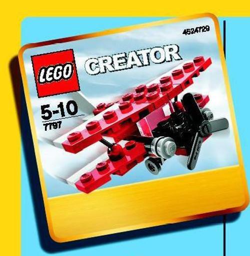 LEGO Creator Bi-Plane Set #7797