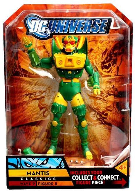 DC Universe Classics Chemo Series Mantis Action Figure [Robot ]