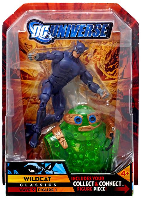 DC Universe Classics Chemo Series Wildcat Action Figure #1 [Purple Variant]