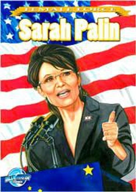 Blue Water Comics Female Force #1 Sarah Palin Comic Book
